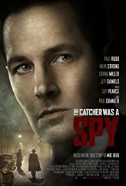 The Catcher Was a Spy Poster