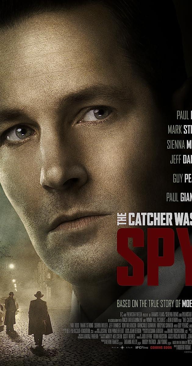 ŠNIPINĖJIMO ŽAIDIMAS / The Catcher Was a Spy