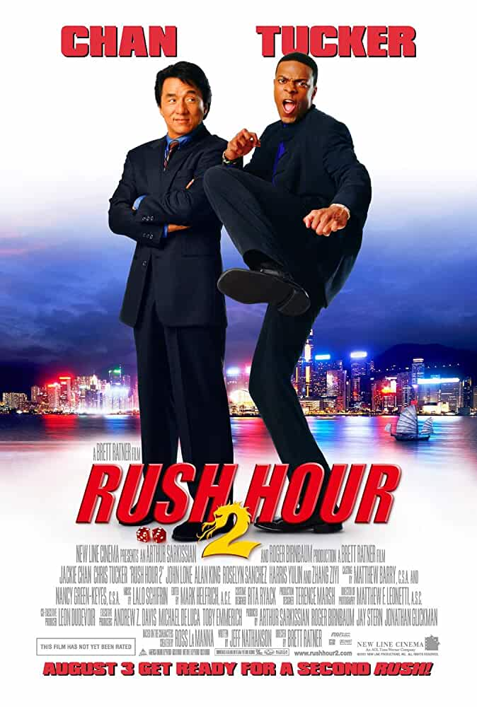 Rush Hour 2 (2001) Hindi Dubbed