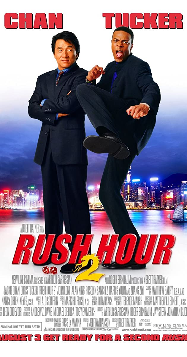 Watch Full HD Movie Rush Hour 2 (2001)