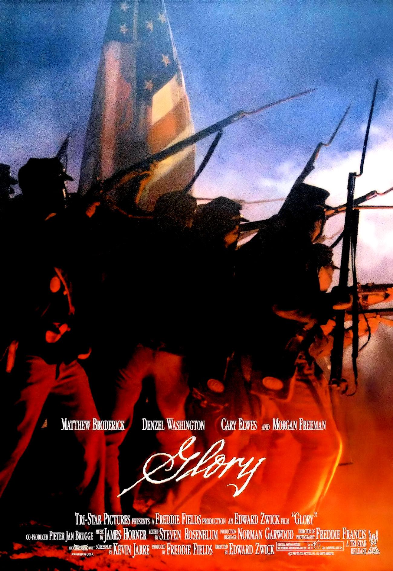 Glory (1989) - IMDb