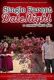 Single Parent Date Night Poster