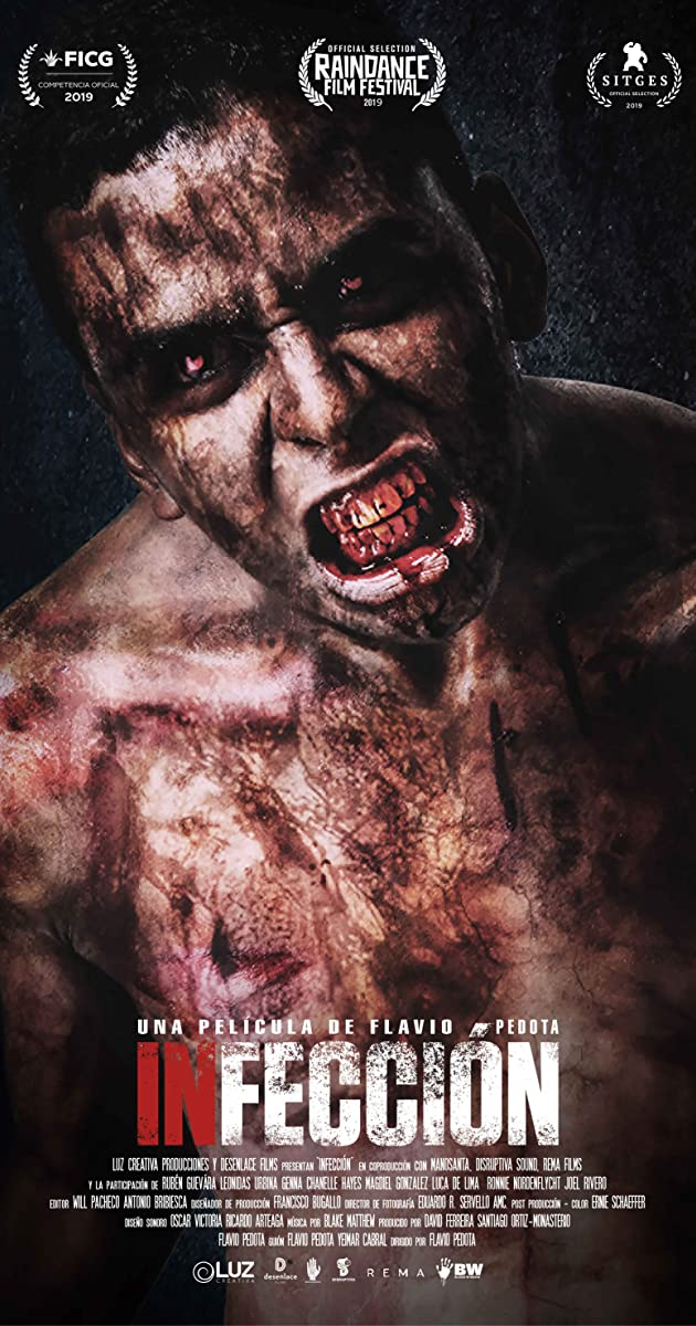 Infection (2019) Hindi (Voice Over) Dubbed+ Spanish [Dual Audio] WebRip 720p [1XBET]