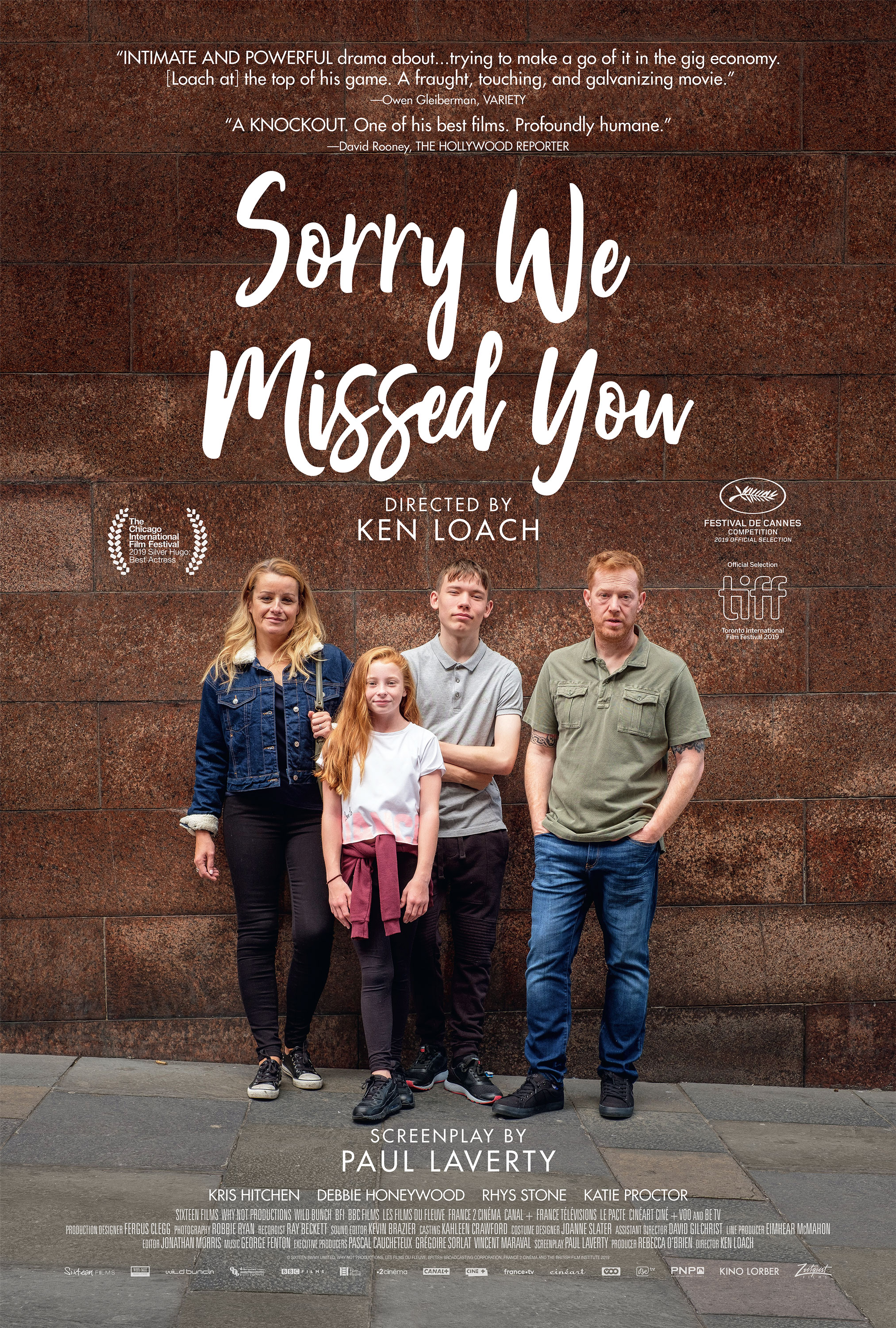 Sorry We Missed You (2019) - IMDb