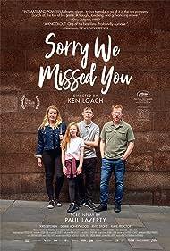 Debbie Honeywood, Rhys Stone, Katie Proctor, and Kris Hitchen in Sorry We Missed You (2019)