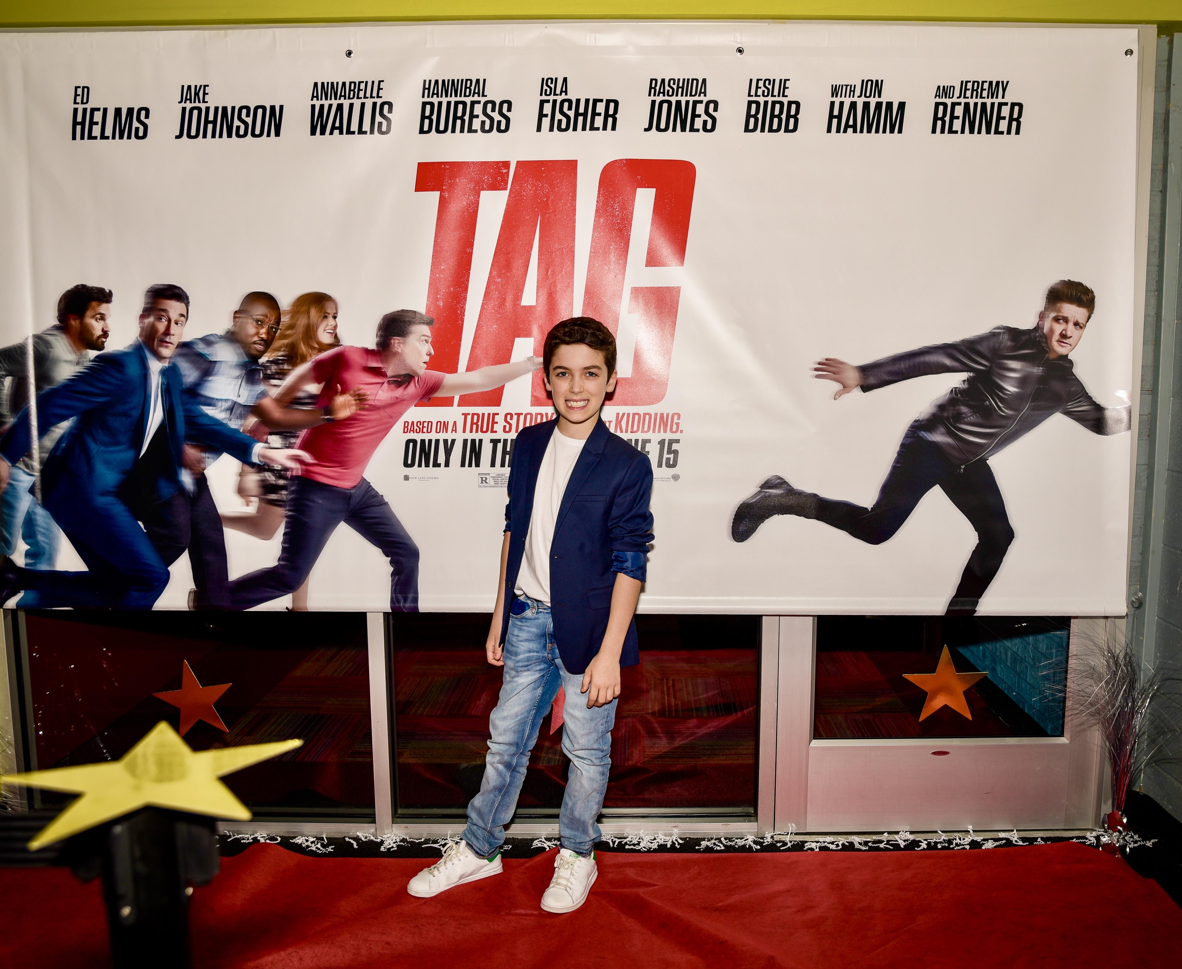 TAG Movie Premiere Atlanta_Braxton Alexander