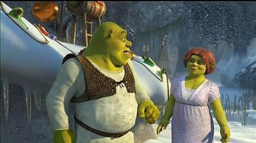 Trailer for Shrek the Halls