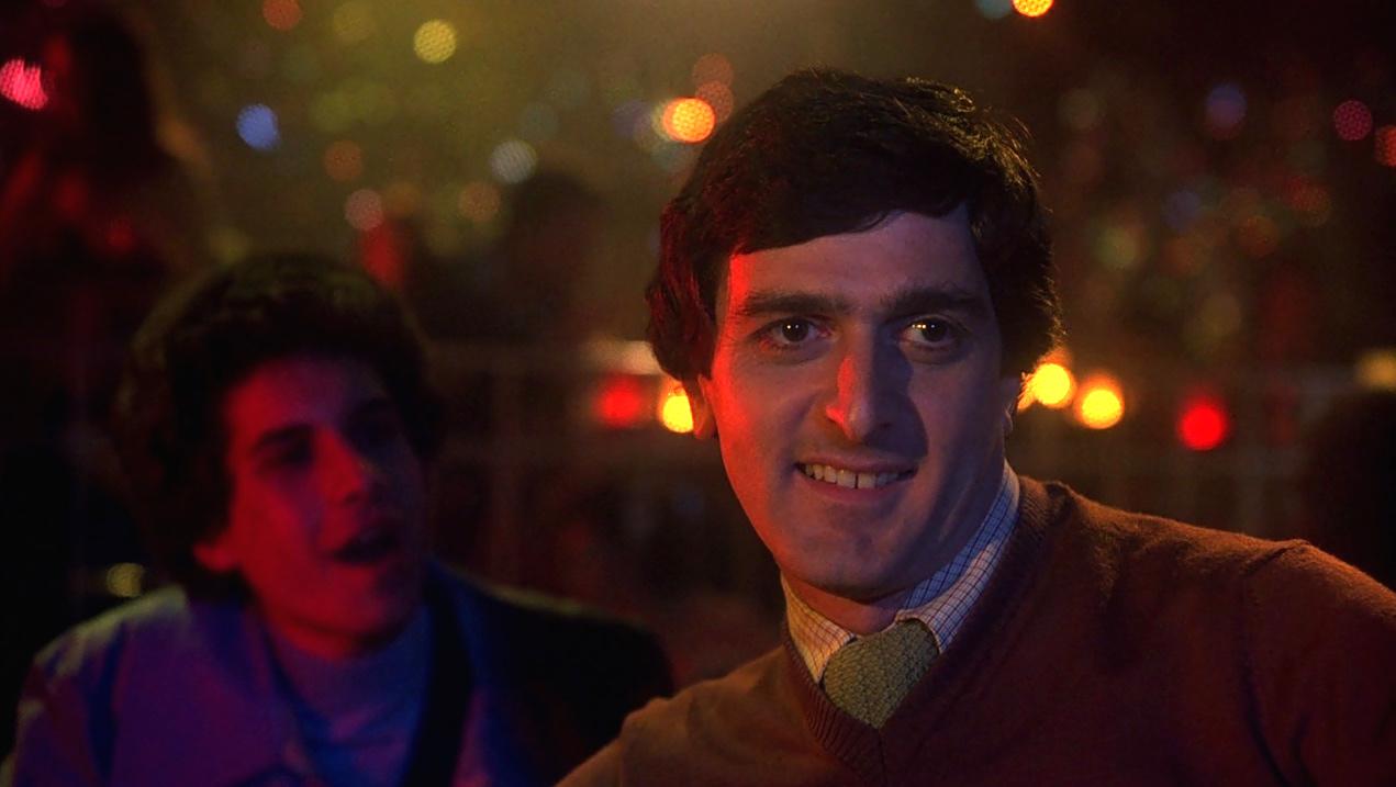 Barry Miller and Martin Shakar in Saturday Night Fever (1977)