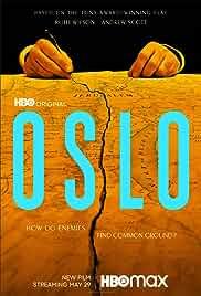 Oslo (2021) HDRip English Movie Watch Online Free