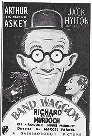 Arthur Askey and Richard Murdoch in Band Waggon (1940)