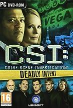 Primary image for CSI: Crime Scene Investigation - Deadly Intent