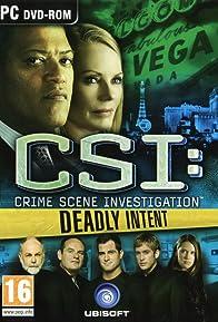 Primary photo for CSI: Crime Scene Investigation - Deadly Intent