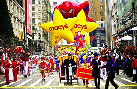 Watch it movie dvd Macy's Thanksgiving Day Parade [1680x1050]