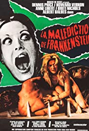 The Erotic Rites of Frankenstein Poster