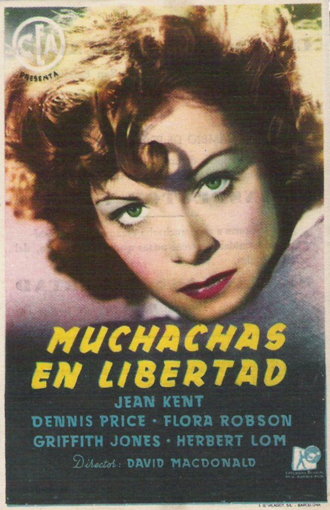 Jean Kent in Good-Time Girl (1948)