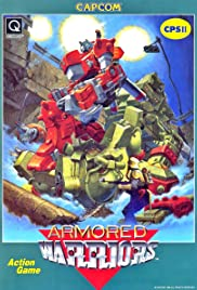 Armored Warriors Poster
