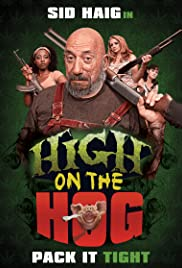 High on the Hog Poster