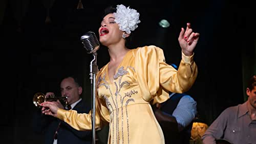 Her voice would not be silenced. Experience Andra Day as Billie Holiday in 'The United States vs. Billie Holiday,' directed by Lee Daniels. Premieres February 26, only on Hulu.