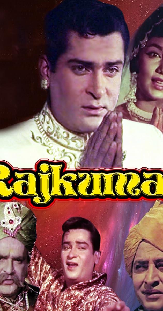 Rajkumar 1964 Full Cast Crew Imdb