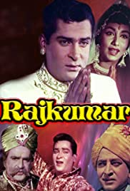 Rajkumar(1964) Poster - Movie Forum, Cast, Reviews