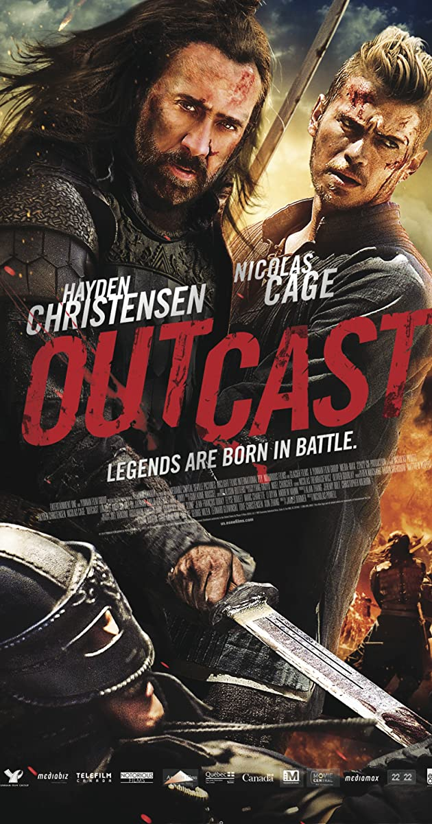 Mối Thù Hoàng Tộc - Outcast (2014)