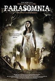 Parasomnia Poster