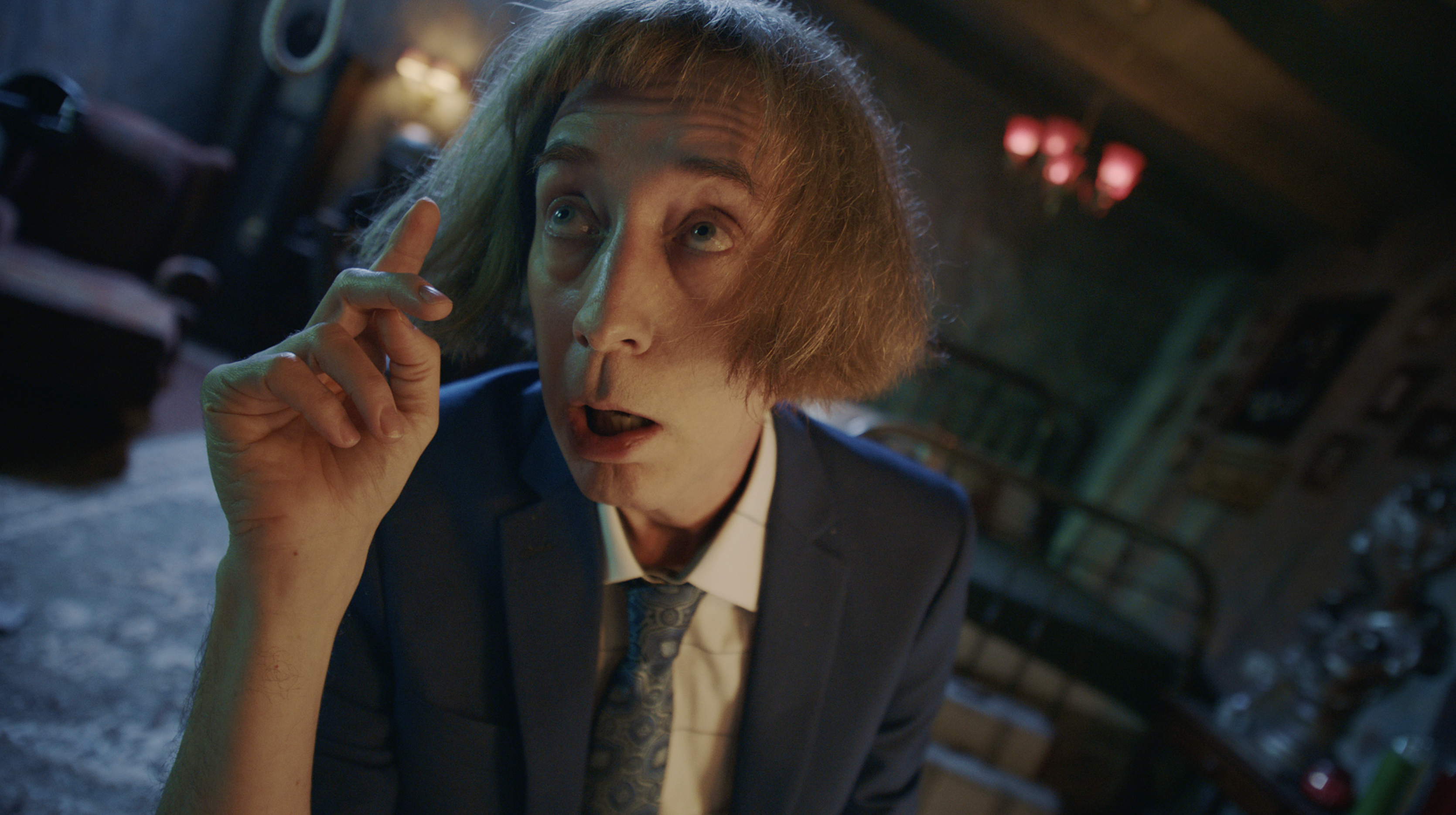 Emo Philips in Hunky Boys Go Ding-Dong (2018)