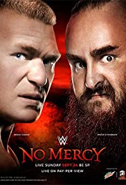 WWE: No Mercy Poster