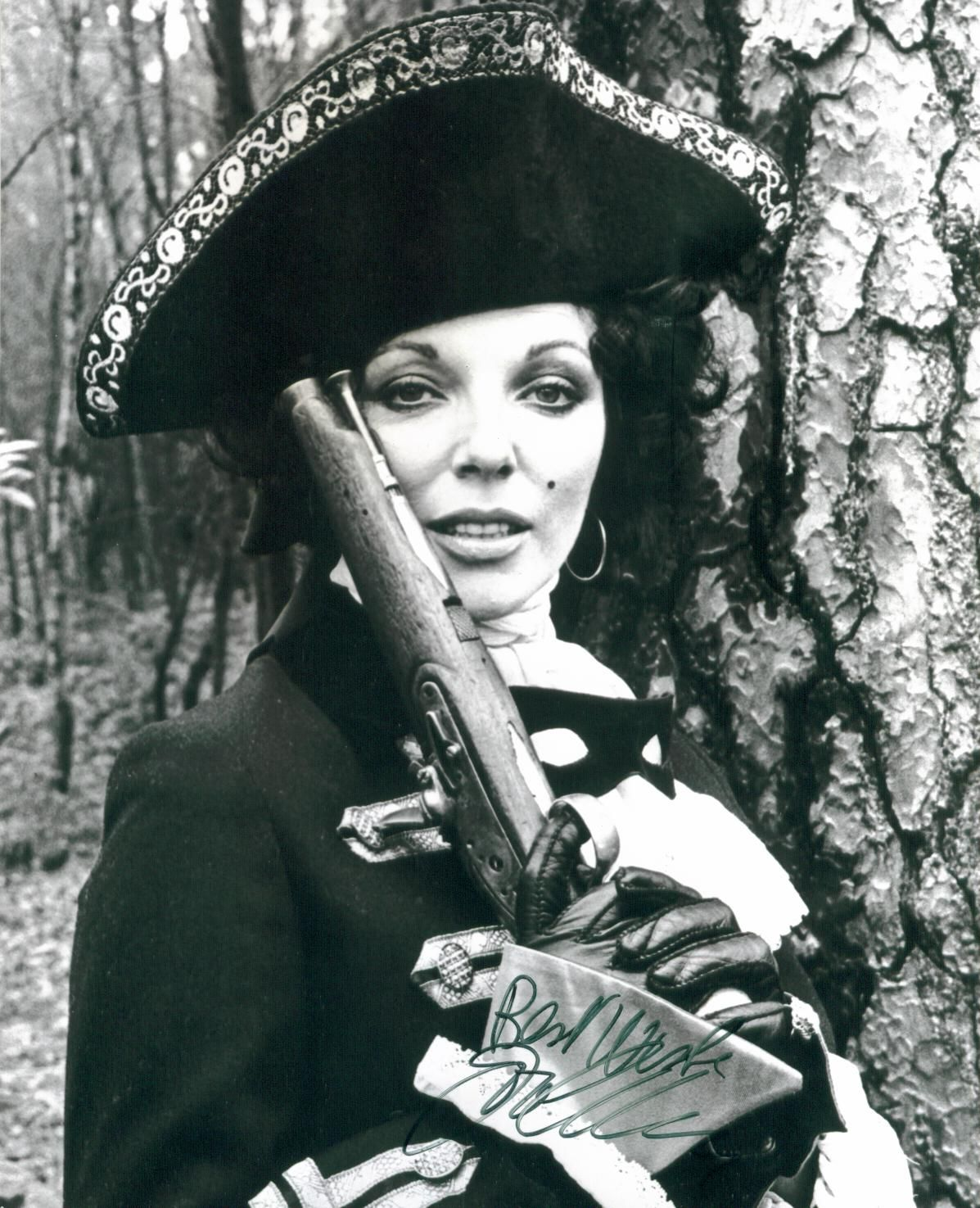 Joan Collins in The Bawdy Adventures of Tom Jones (1976)