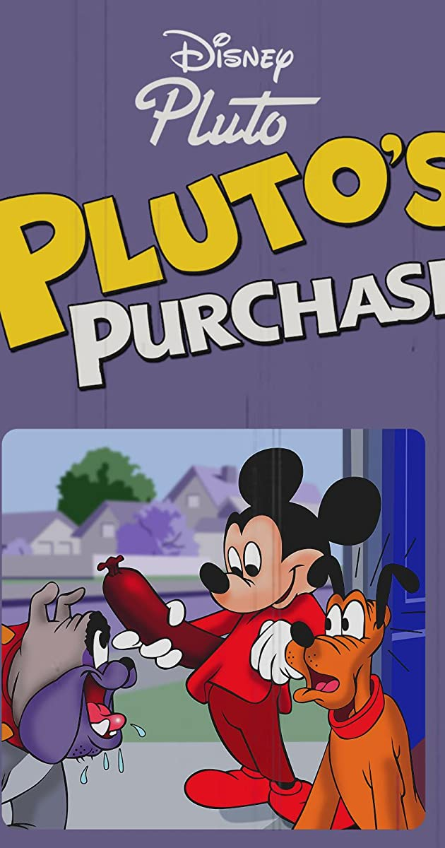 Pluto's Purchase (1948)