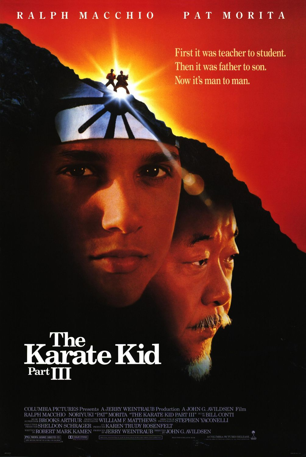 gratuitement karate kid 1984