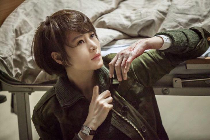 Kim Hye-su in Sigeuneol (2016)