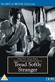 Tread Softly Stranger (1958) Poster - Movie Forum, Cast, Reviews
