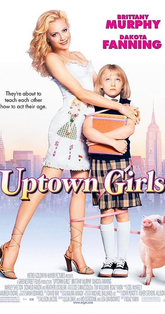 Subtitle of Uptown Girls