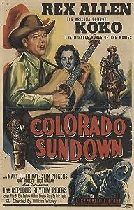 Colorado Sundown by James Edward Grant