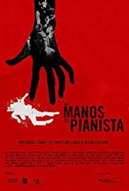 Las manos del pianista Poster