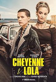 Cheyenne & Lola Poster