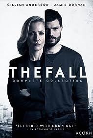 Gillian Anderson and Jamie Dornan in The Fall (2013)