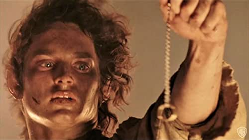 The trailer for The Lord of the Rings Trilogy on Blu-ray.