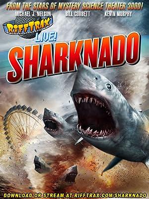 RiffTrax Live: Sharknado