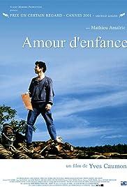 Amour d'enfance Poster