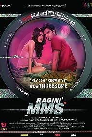 Kainaz Motivala and Rajkummar Rao in Ragini MMS (2011)