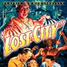 William 'Stage' Boyd, Claudia Dell, and Kane Richmond in The Lost City (1935)