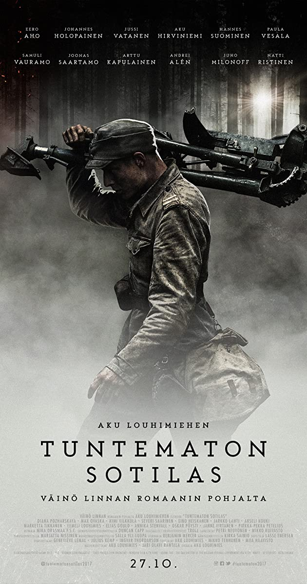 The Unknown Soldier (2018) Subtitles