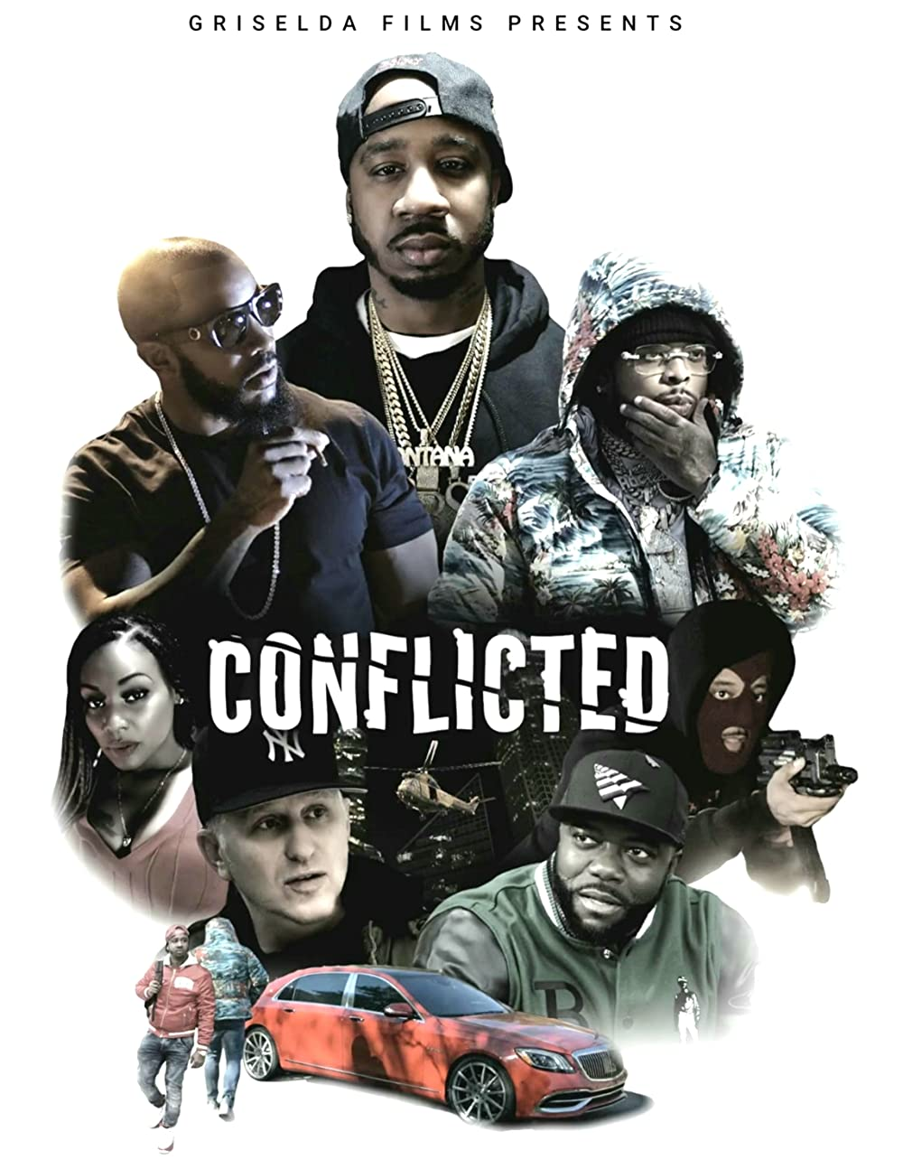 Conflicted 2021 English 720p HDRip ESubs 900MB