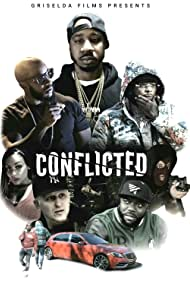 Michael Rapaport, Duece King, Benny the Butcher, Westside Gunn, Adiyon Dashalon, and Nekaya Griffith in Conflicted (2021)