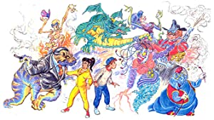 Animation The Magic 7 Movie