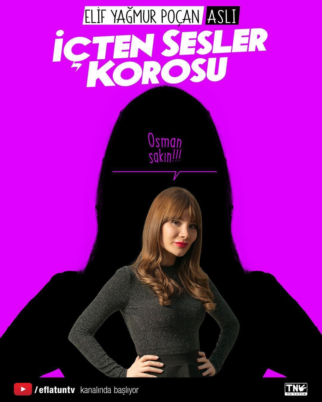 Elif Yagmur Pocan in Içten Sesler Korosu (2019)