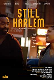 Elijah Long and Ashley A. Williams in Still Harlem (2018)