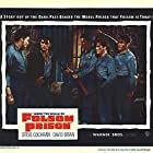 William Campbell, Philip Carey, Steve Cochran, and Paul Picerni in Inside the Walls of Folsom Prison (1951)